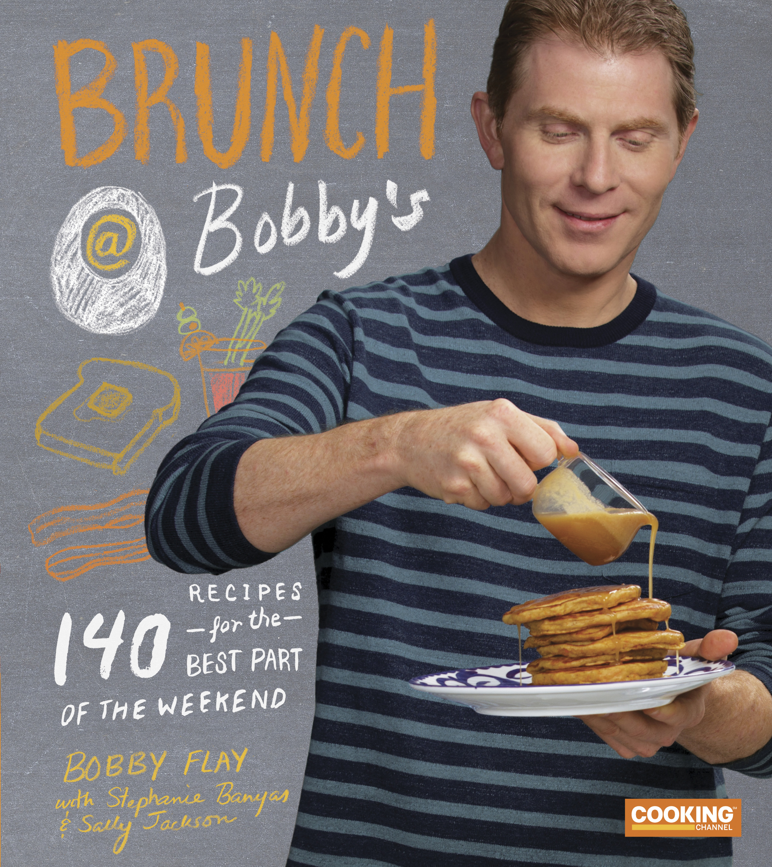 Celebrating brunch exclusive interview with bobby flay for Brunch with bobby recipes