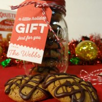 Quick and Easy Christmas Cookie Gift Ideas #mykrusteaz #spreadcookiejoy