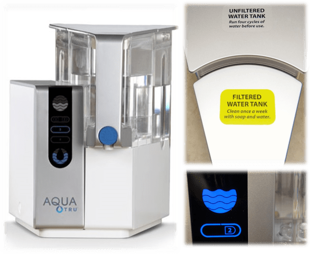 How to Ditch Your Bottled Water Habit for Good with AquaTru