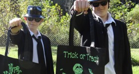 How Would You Rate Your Halloween Etiquette?
