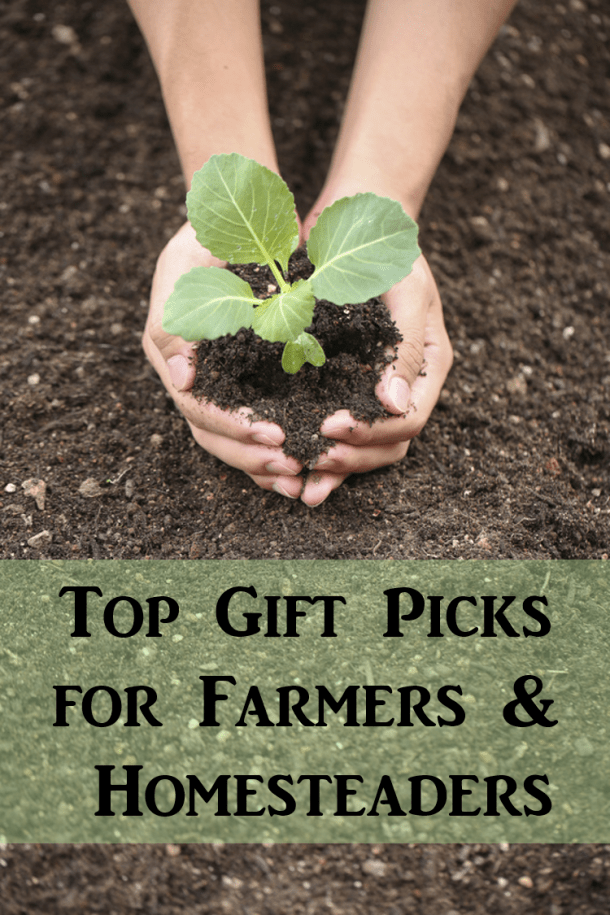 Rural Mom's Top Dozen Gift Picks for Farmers and Homesteaders