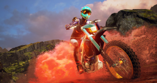Family-Friendly Moto Racer 4 for PS4 Giveaway!