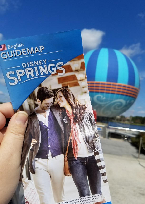 Discovering Your Disney-side at Disney Springs