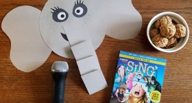 Applause-worthy Ideas for SING Family Movie Night
