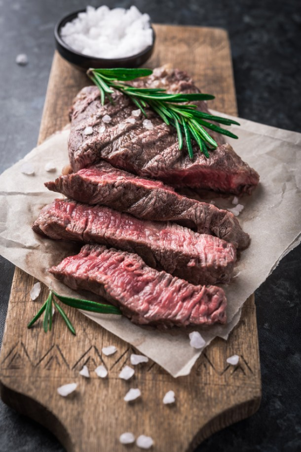 What's the difference between grass-fed meat, heritage meat, and free-range meat?