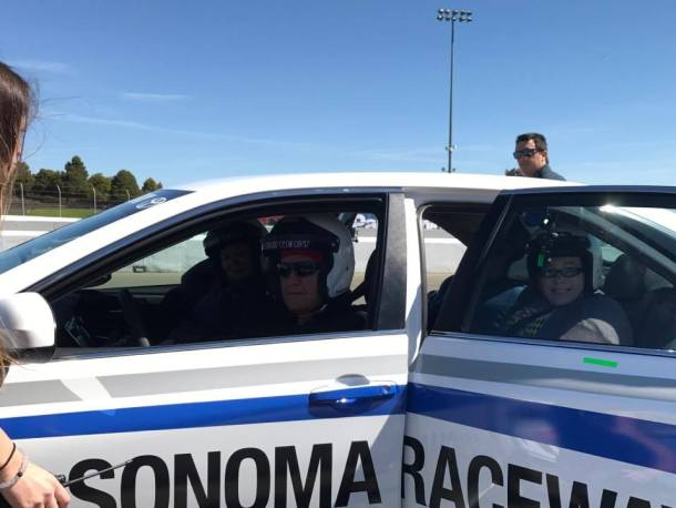My CARS 3 Experience at the Sonoma Raceway