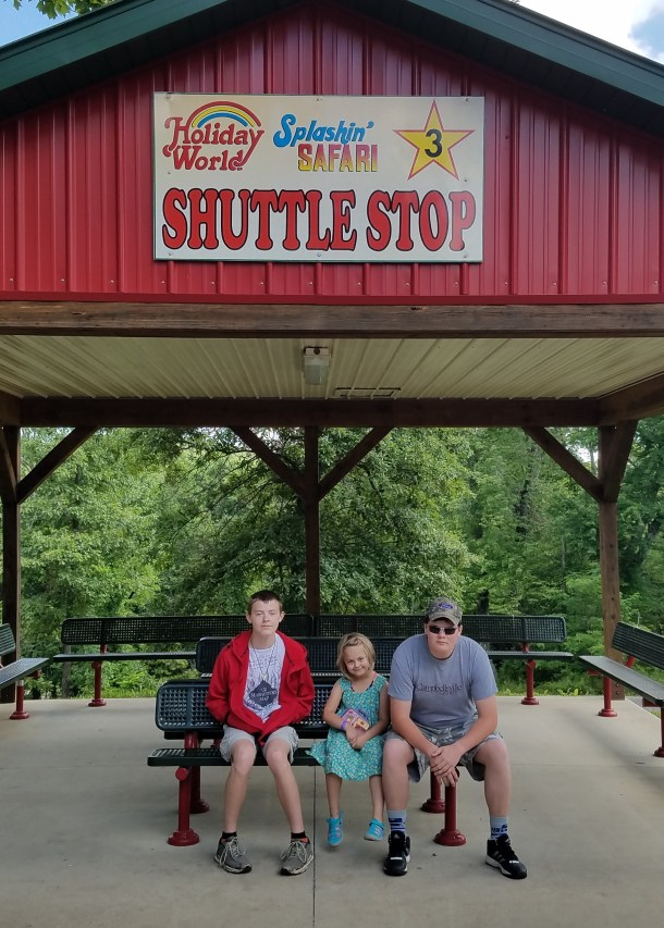 Rural Mom Travels: Santa Claus Indiana