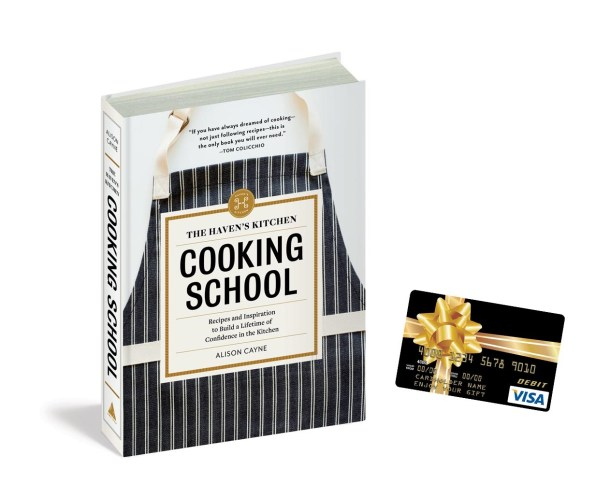 Cook With Confidence | The Haven's Kitchen Cooking School Giveaway!