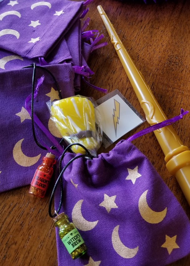 Ideas for Planning a Perfect Wizard Party
