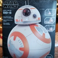 Star Wars: The Last Jedi Hero Droid BB-8 Giveaway!