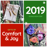 Gifts of Comfort and Joy for Rural Moms | 2019 Holiday Gift Guide