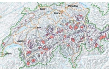 erezione a scomparsa in italy map