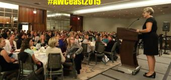 A Social Media Snapshot of AWCeast2015 – Day 1