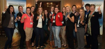 Young Ontario farmer credits Advancing Women in Agriculture Conference with helping her set goals