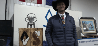 Reigning Calgary Stampede livestock auctioneering champ 'talking up' 2018 event