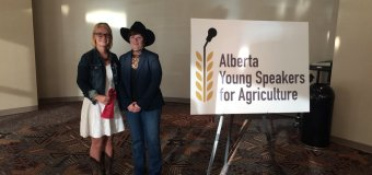 Alberta youth speak up for agriculture