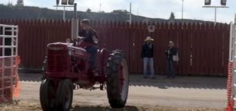 The Next Generation of Vintage Tractor Pullers: Spencer Jensen