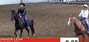 Substitute rider helps Lesh siblings win 10 Class – Team Cattle Penning title at Calgary Stampede