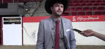 South African auctioneer travels to Canada to compete in Calgary Stampede