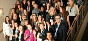 Students network and learn at Advancing Women in Agriculture Conferences