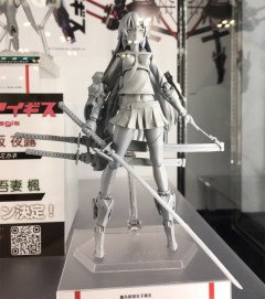 [Figma – Max Factory] Heavily Armed High School Girls by neco