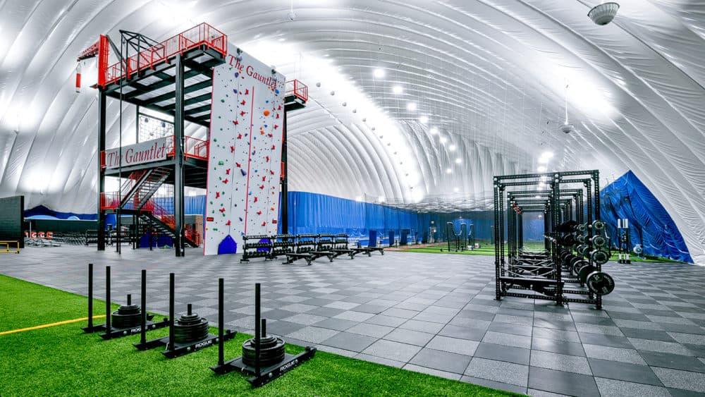 Bo Jacksons Elite Sports Facility Ruscilli Construction