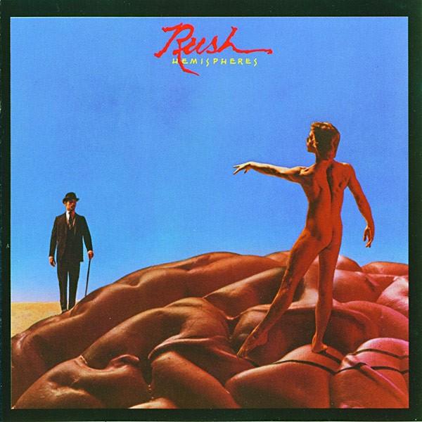 Résultats de recherche d'images pour «rush hemispheres album cover»