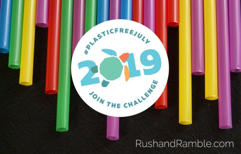 Plastic Free July Eco Challenge 2019