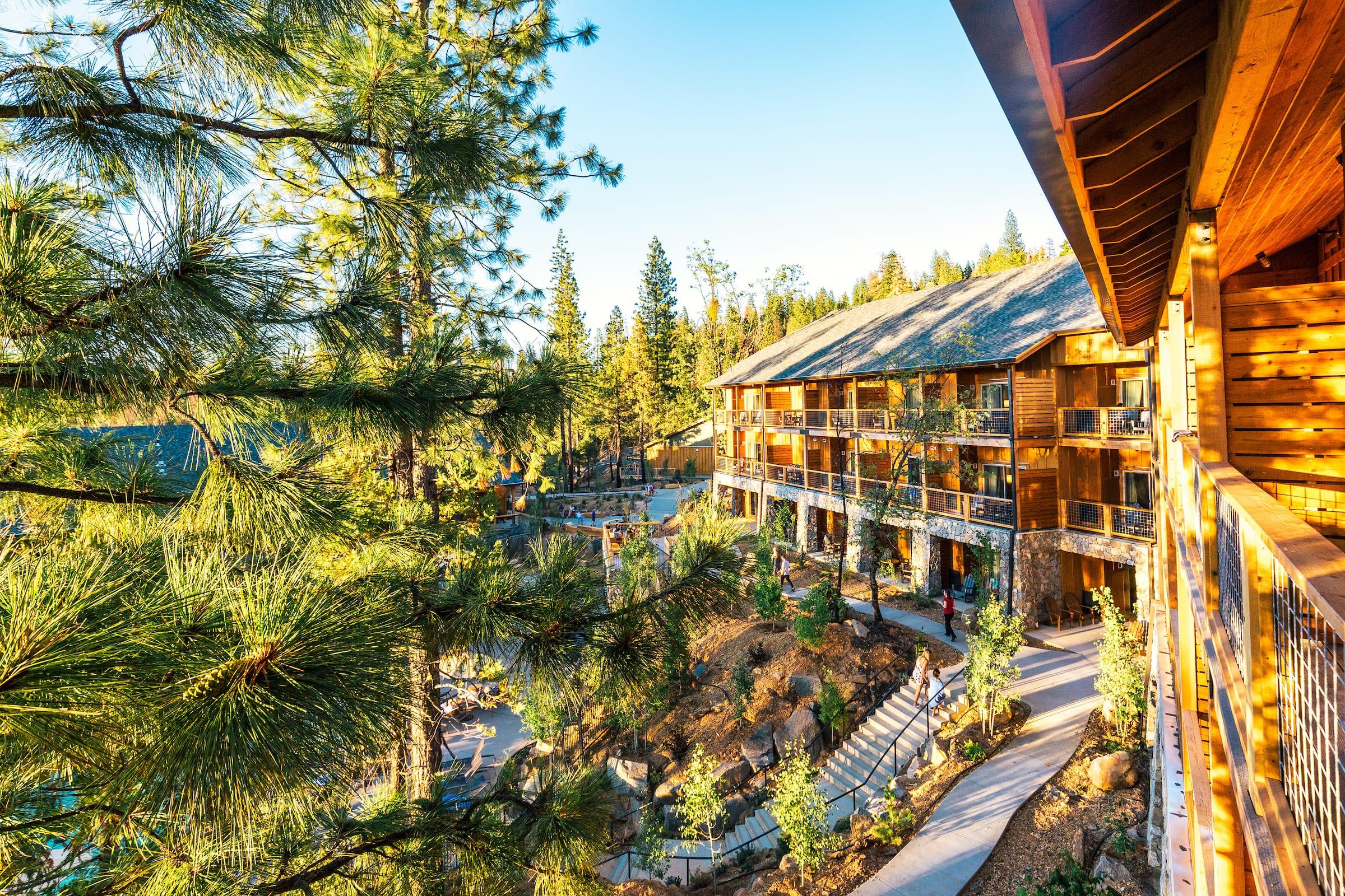 Lodge Rooms Rush Creek Lodge