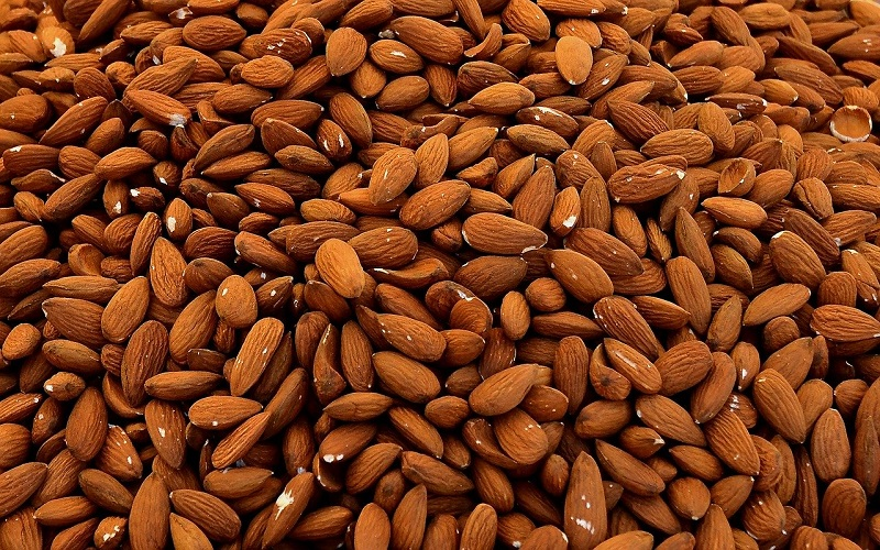 Almonds Are Good For Your Heart-Telugu Food And Diet News