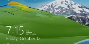How to Disable Windows 8 Lock screen