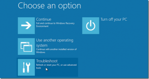 Disable and Re-Enable Windows 8 Metro Boot loader Feature