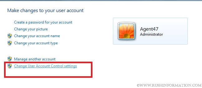 How to Disable UAC in Windows 7 : FIXED