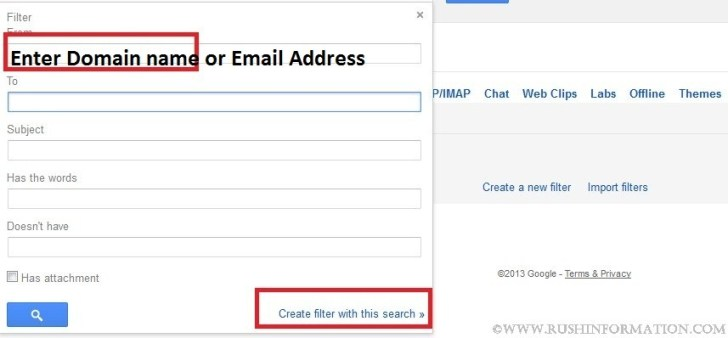 How to Create a Safe Senders List in Gmail -