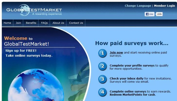 Best Survey Sites 2013