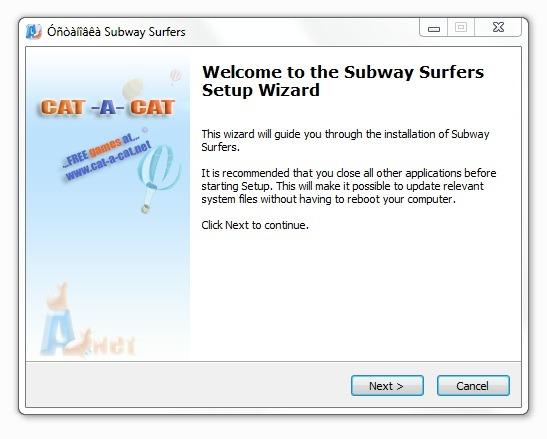 Subway Surfers For PC Download Windows 7/8/XP/Vista