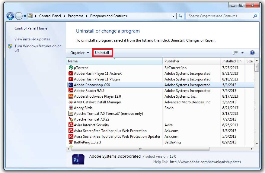 How to Increase Laptop's Performance - Remove Unused Programs