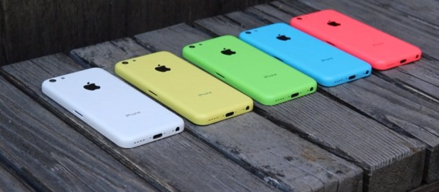 Apple iPhone 5C Review 2013