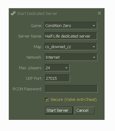 how to play lan counter strike 1.6 with hamachi