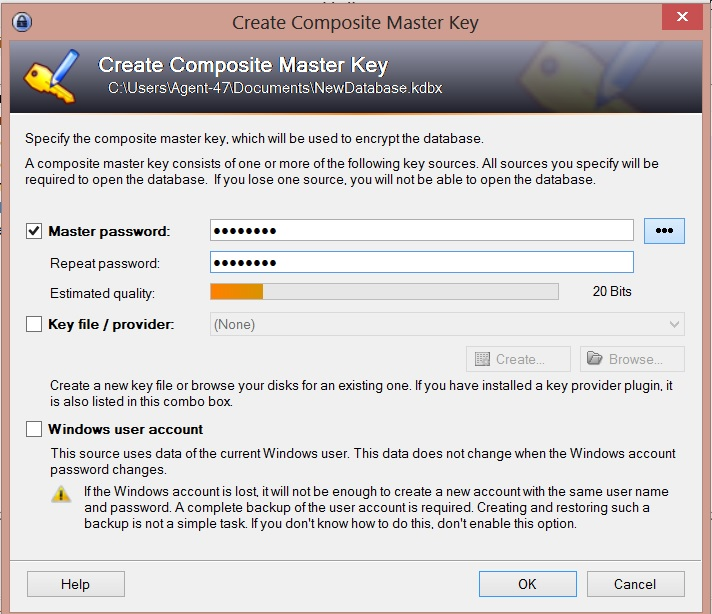 How to Keep track of all Your Passwords Securely - Keepass 2