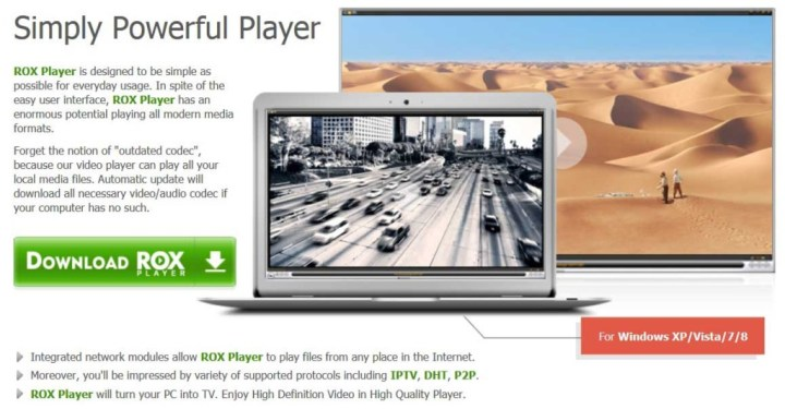 How to Stream or Play Torrent Videos without downloading -ROX Player