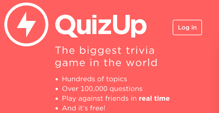 QuizUp Trivia App for Android