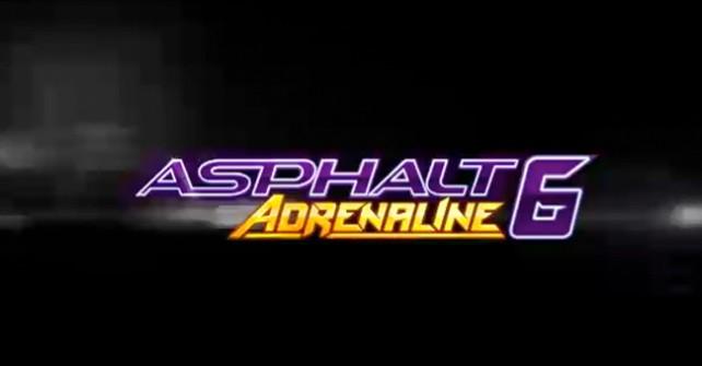 Asphalt 6 for Nokia Asha