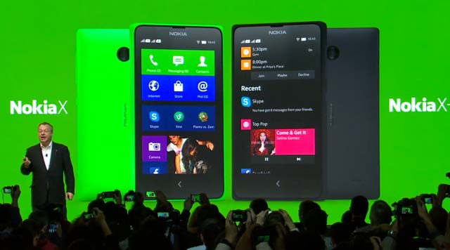 Nokia X and Nokia X+ Difference