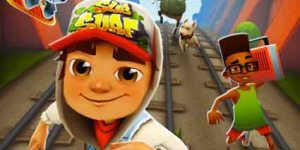 Subway Surfers for Nokia Asha 501, 305, 306, 502, 308, 310, 311, 503