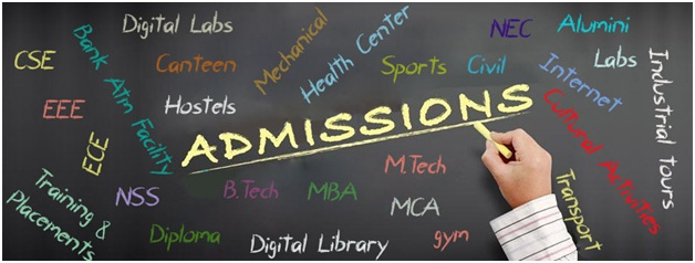 How to Get Admission in Engineering Colleges?