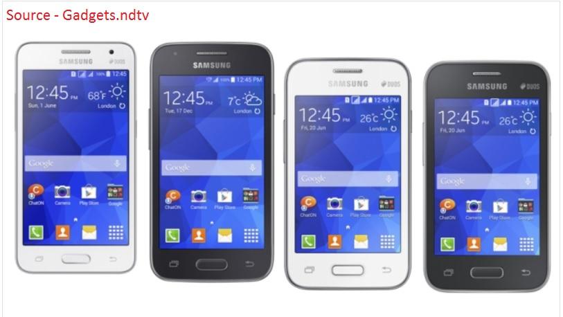 Samsung Budget Smartphones