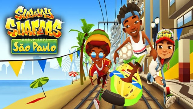Subway Surfers Sao Paulo Unlimited Coins Trick