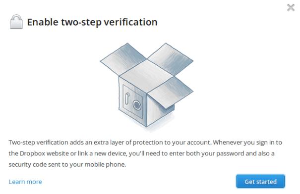 Dropbox Tricks 2014 - Extra layer of Security