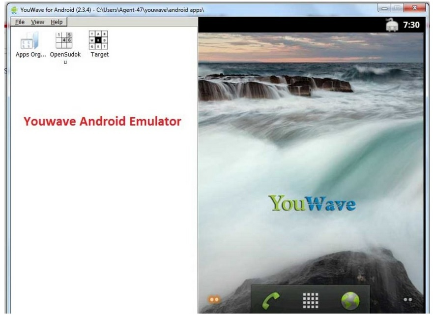 Bluestacks Alternatives 2014 - Youwave Android Emulator